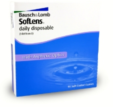 SofLens Daily Disposable (90-pack)