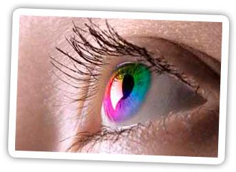färgade toriska endagslinser